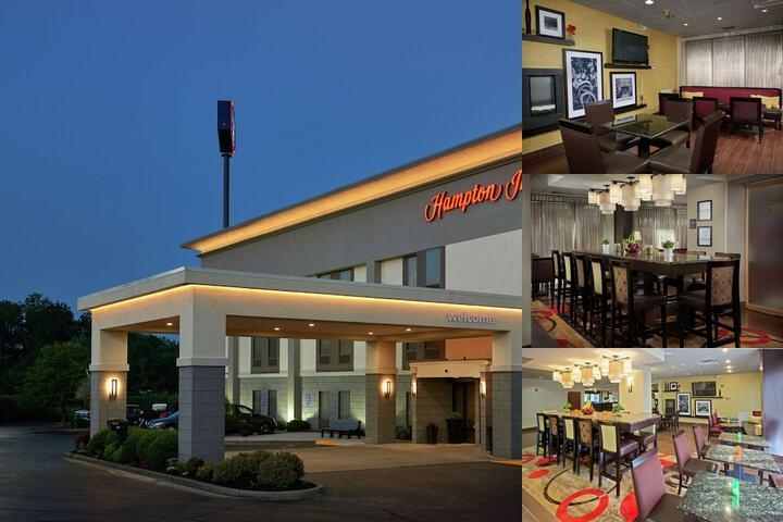 Hampton Inn Louisville I 65 at Brooks Rd photo collage