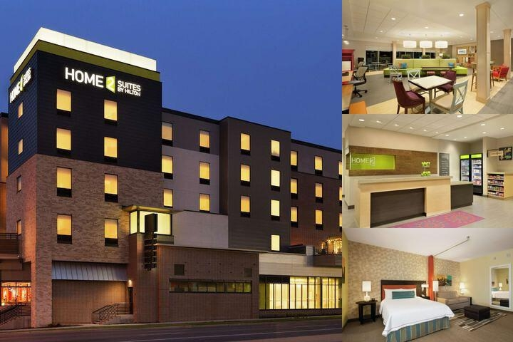 Home2 Suites by Hilton Minneapolis Bloomington photo collage