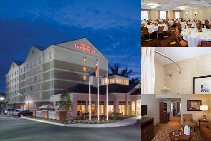 Hilton Garden Inn Savannah Midtown photo collage