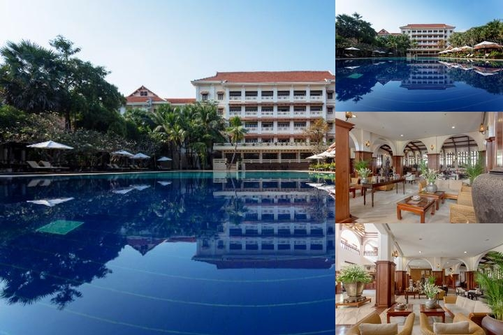Royal Angkor Resort & Spa photo collage