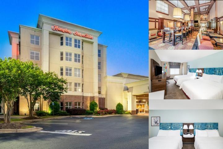 Hampton Inn Suites West Little Rock Little Rock Ar 1301 South Shackleford Rd 72211
