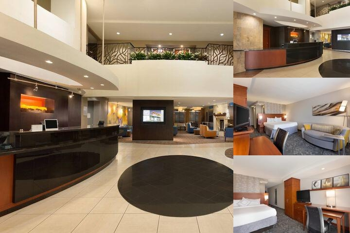 Courtyard Marriott Okc North photo collage