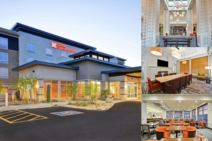 Hilton Garden Inn Phoenix Tempe Asu Area photo collage