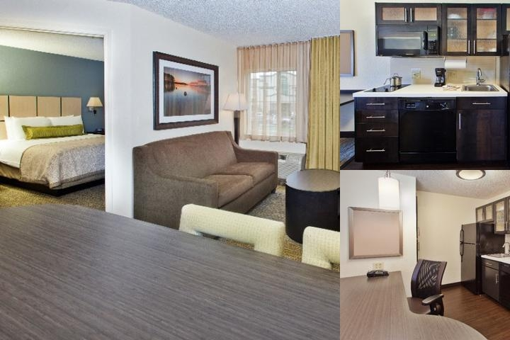 Candlewood Suites Austin Northwest photo collage