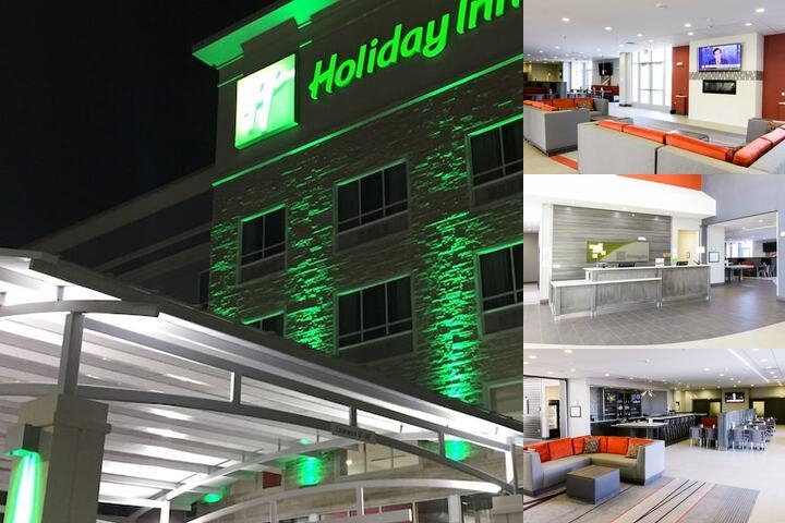 Holiday Inn Abilene North College Area photo collage