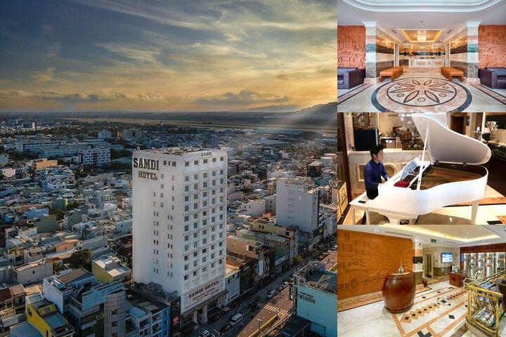Samdi Hotel Da Nang photo collage
