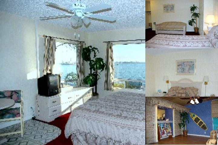 Beach Plaza Hotel photo collage