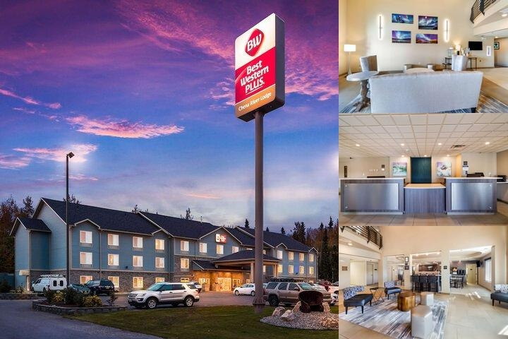 Best Western Plus Chena River Lodge photo collage