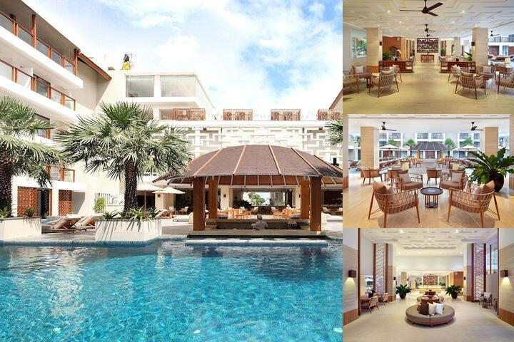 The Bandha Hotel & Suites photo collage