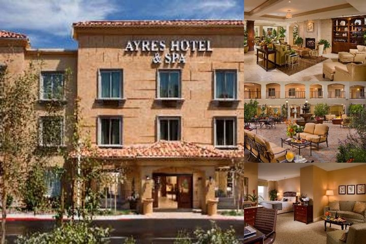 Ayres Hotel & Spa Mission Viejo photo collage