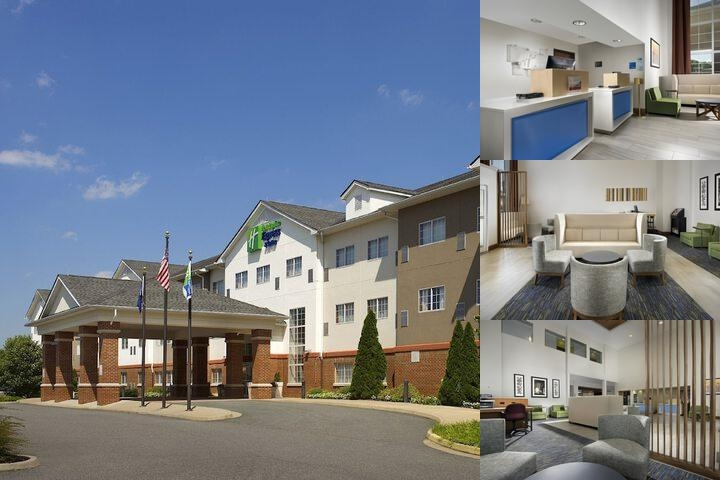 Holiday Inn Express & Suites Charlottesville photo collage