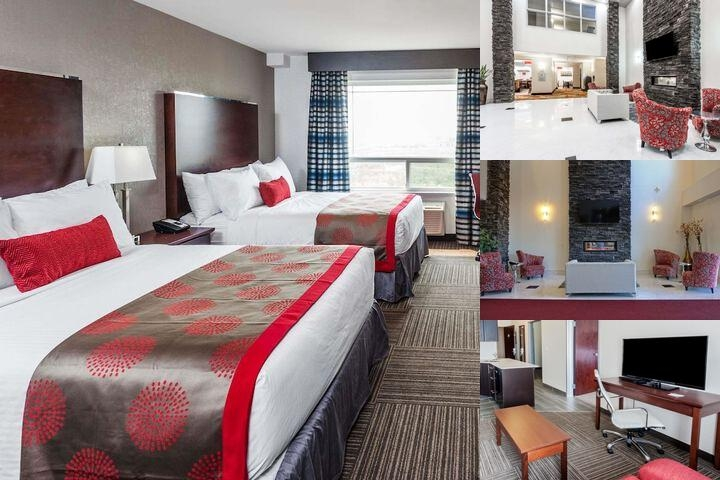 Ramada Moose Jaw photo collage