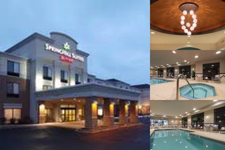 Springhill Suites by Marriott Grand Rapids North photo collage