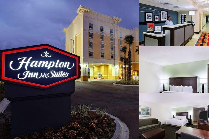Hampton Inn & Suites Orlando North Altamonte photo collage