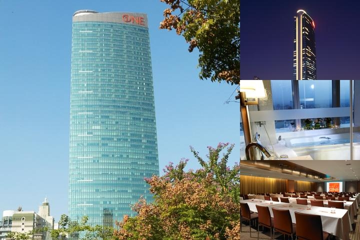 The Landis Taichung (Hotel One Taichung) photo collage