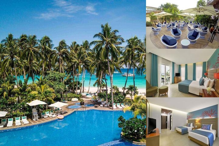 Movenpick Resort & Spa Boracay photo collage