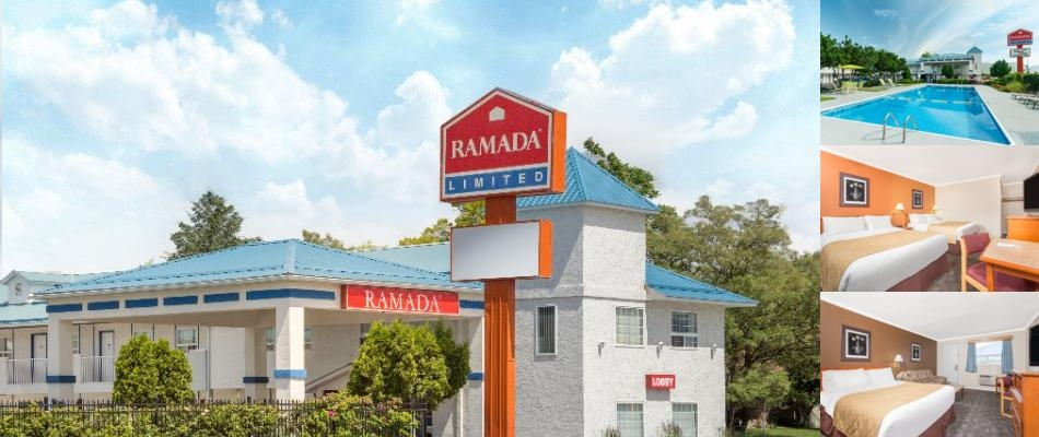 Ramada Limited Grand Forks B.c. photo collage