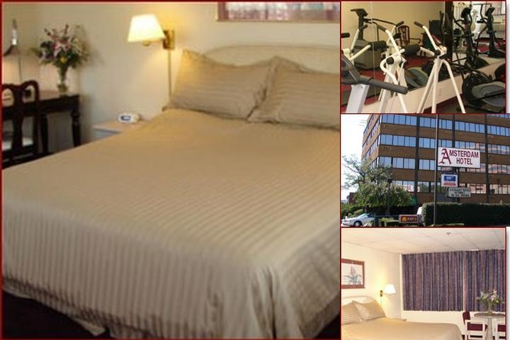 The Amsterdam Hotel photo collage