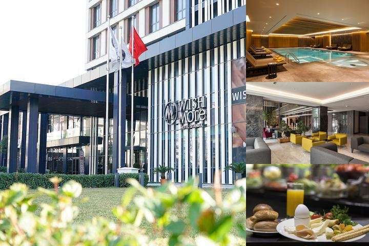 Wish More Hotel İstanbul photo collage