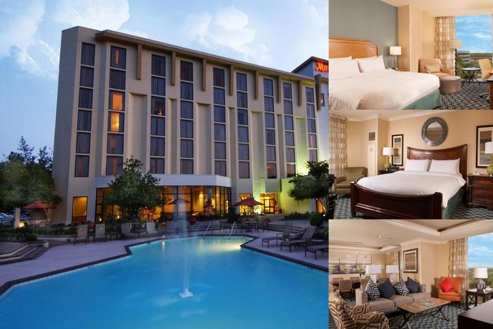 Greenville Marriott photo collage