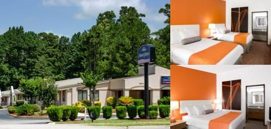 Howard Johnson Express Inn Wilmington photo collage