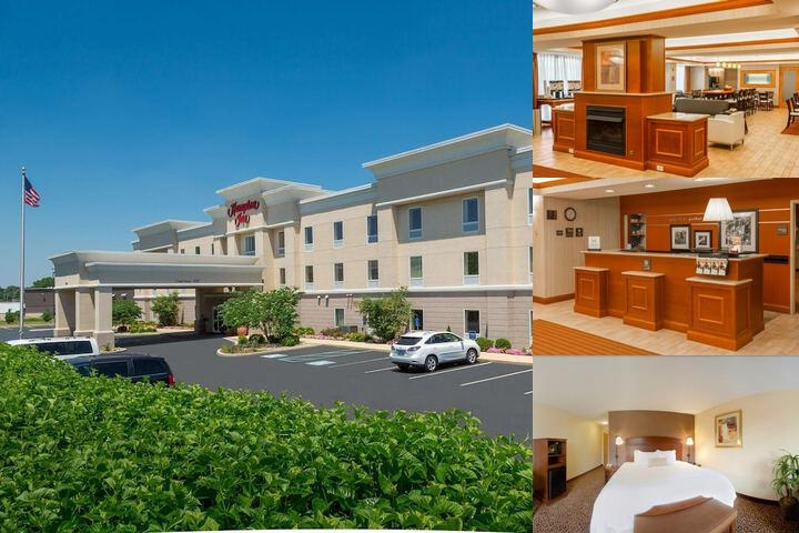 Hampton Inn Goshen photo collage