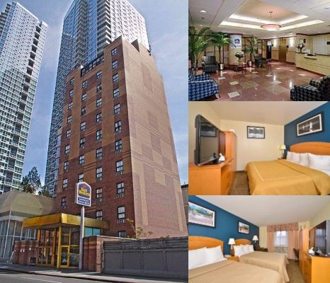 Best Western Convention Center Hotel photo collage