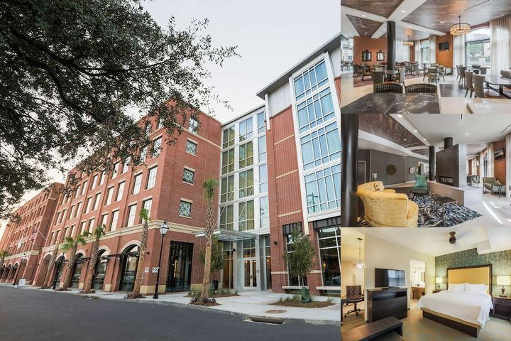 Homewood Suites Charleston Historic District photo collage