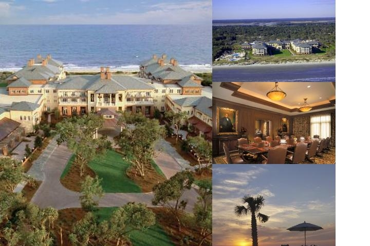 The Sanctuary at Kiawah Island photo collage