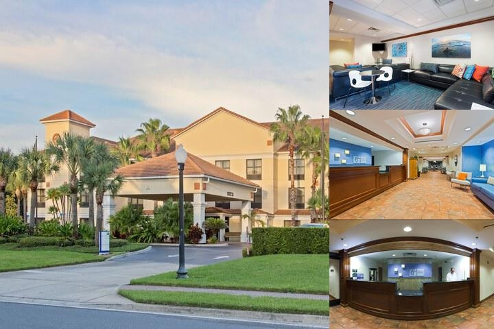 Holiday Inn Express Clearwater North / Dunedin photo collage