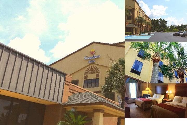 Comfort Inn I 95 photo collage