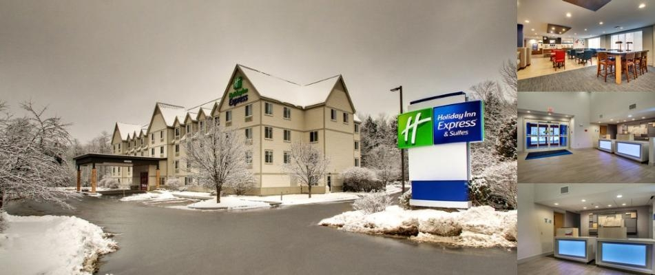 Holiday Inn Express & Suites Lincoln photo collage