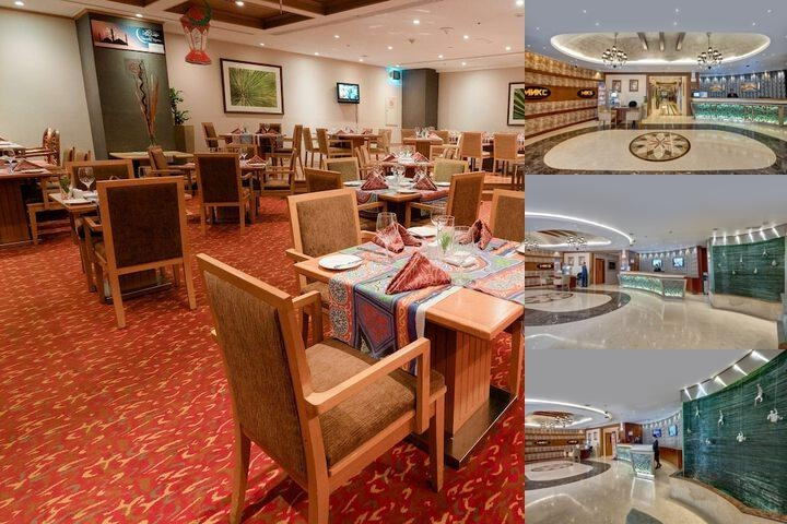 Golden Tulip Al Barsha photo collage