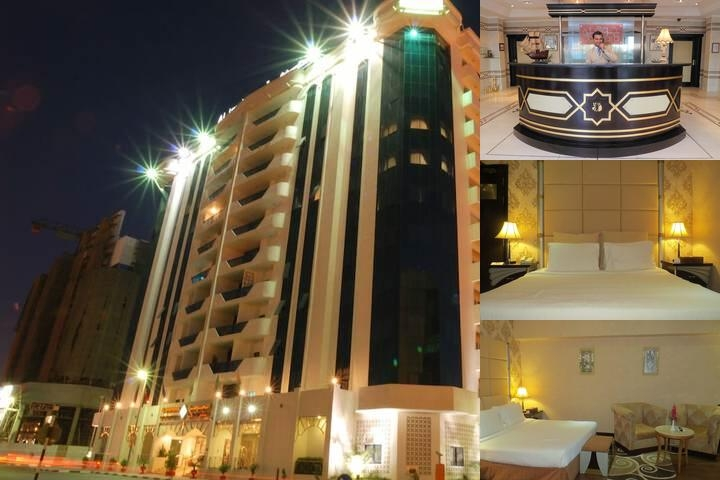 Al Jawahara photo collage