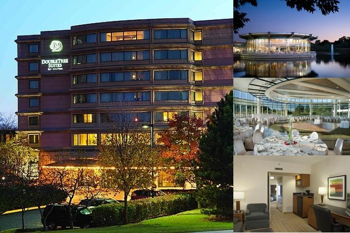 Doubletree Downers Grove photo collage