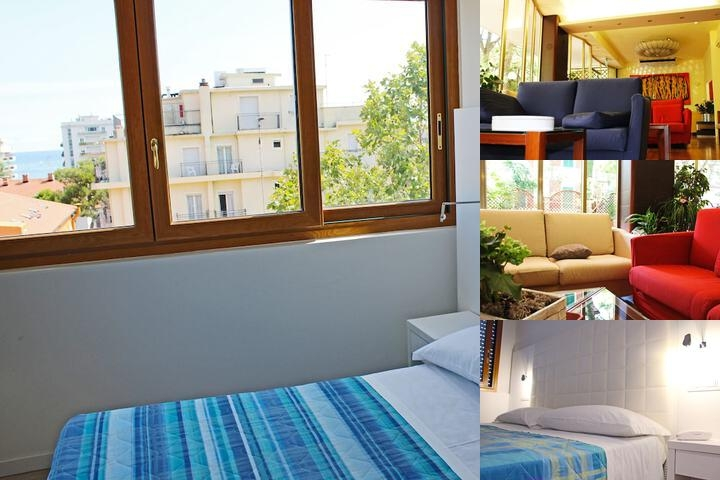 Hotel Saint Tropez photo collage