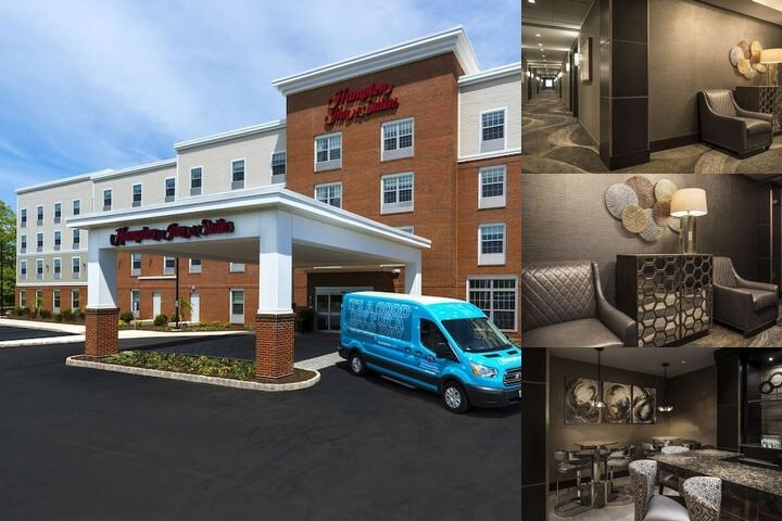 Hampton Inn & Suites Bridgewater photo collage