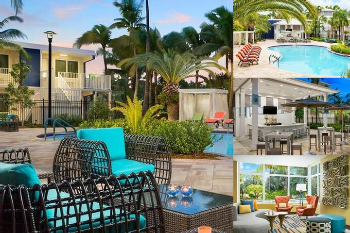 Fairfield Inn & Suites Key West at the Keys Collection photo collage
