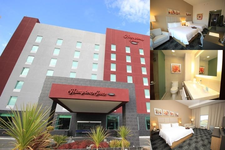Hampton by Hilton Zacatecas photo collage