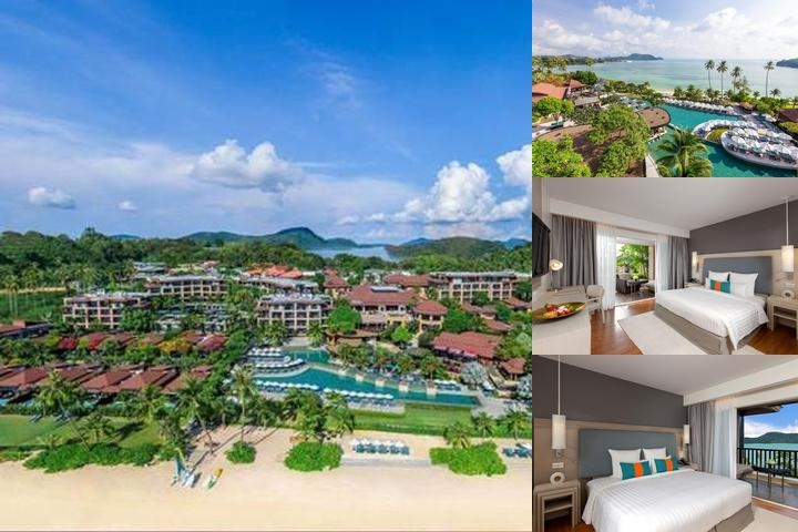 Pullman Phuket Panwa Beach Resort photo collage