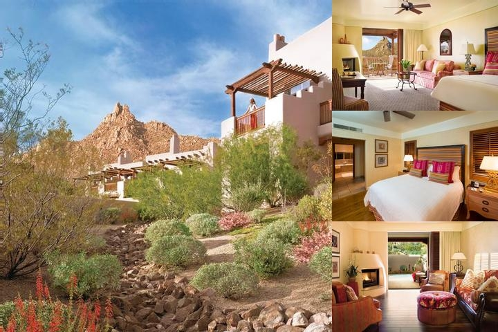 Four Seasons Resort Scottsdale at Troon North photo collage
