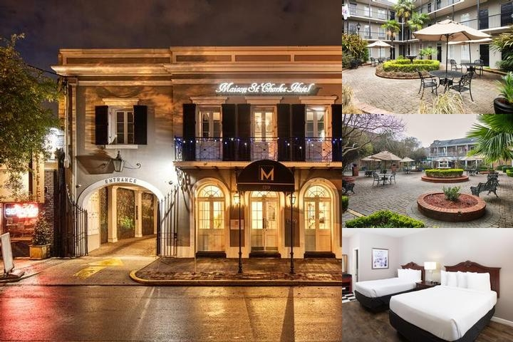 Maison Saint Charles by Hotel Rl photo collage