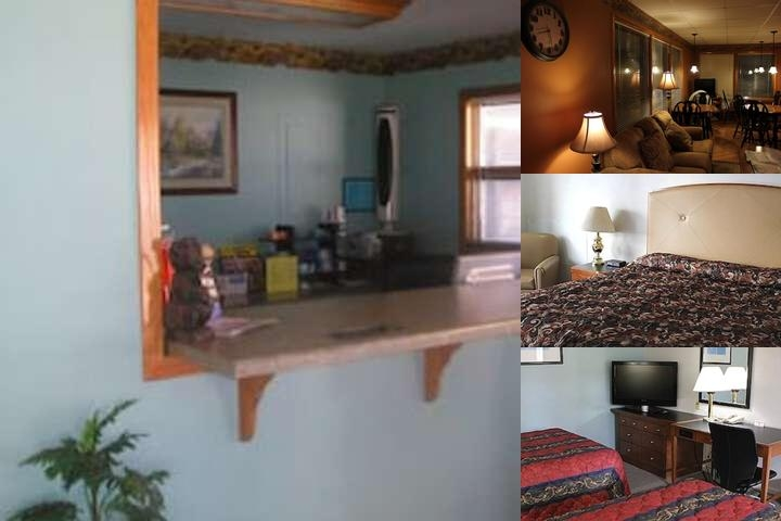 Midlands Lodge photo collage