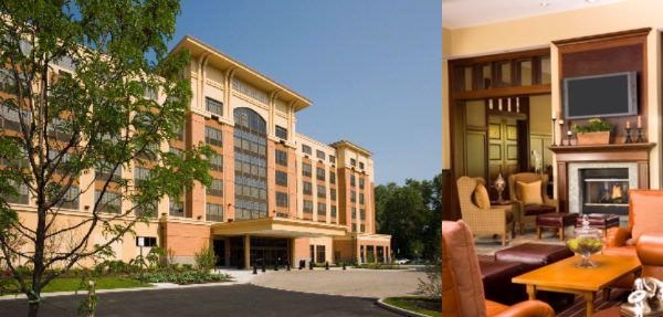 Sheraton Tarrytown photo collage