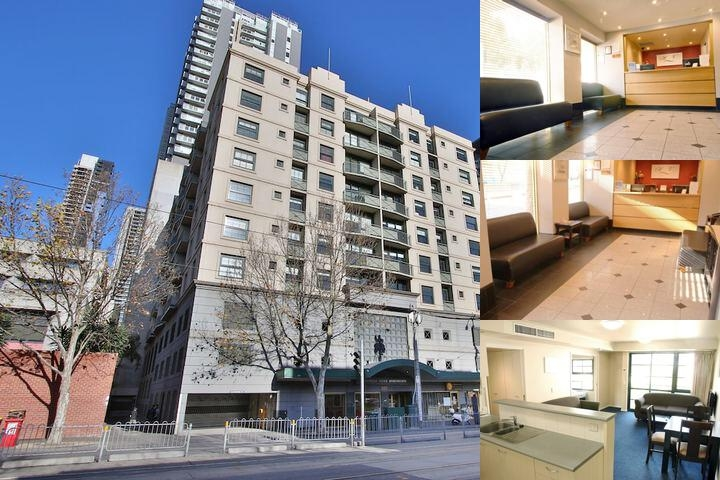 Harbourview Apartment photo collage