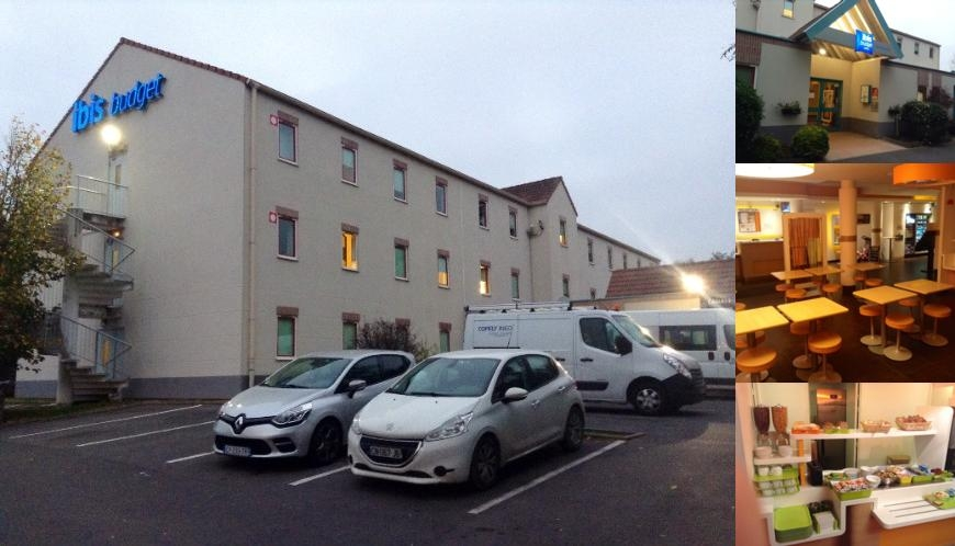 Ibis Budget Lille Wasquehal photo collage