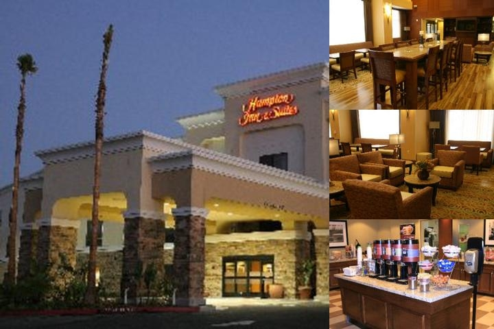Hampton Inn & Suites Chino Hills photo collage