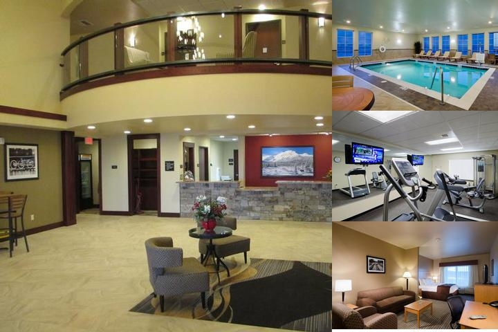 Best Western Shelby Inn & Suites photo collage