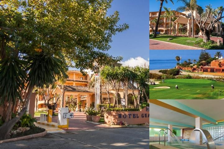 Hotel Guadalmina Spa & Golf Resort photo collage