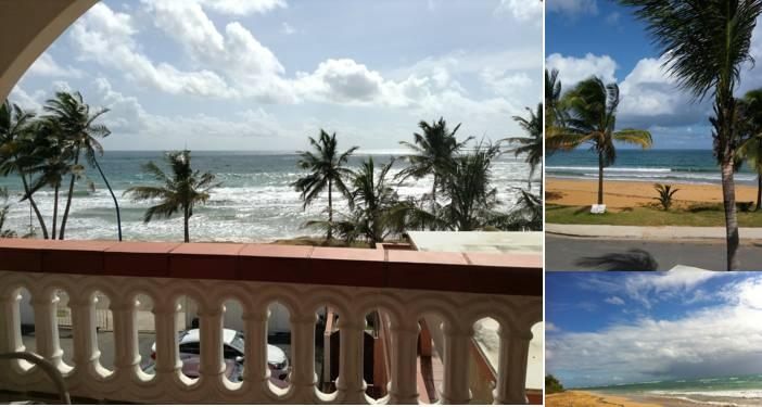 Luquillo Sunrise Beach Inn photo collage